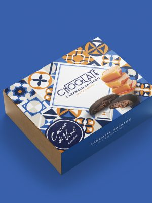 Mini Emotion – Drops de Chocolate Caramelo Salgado