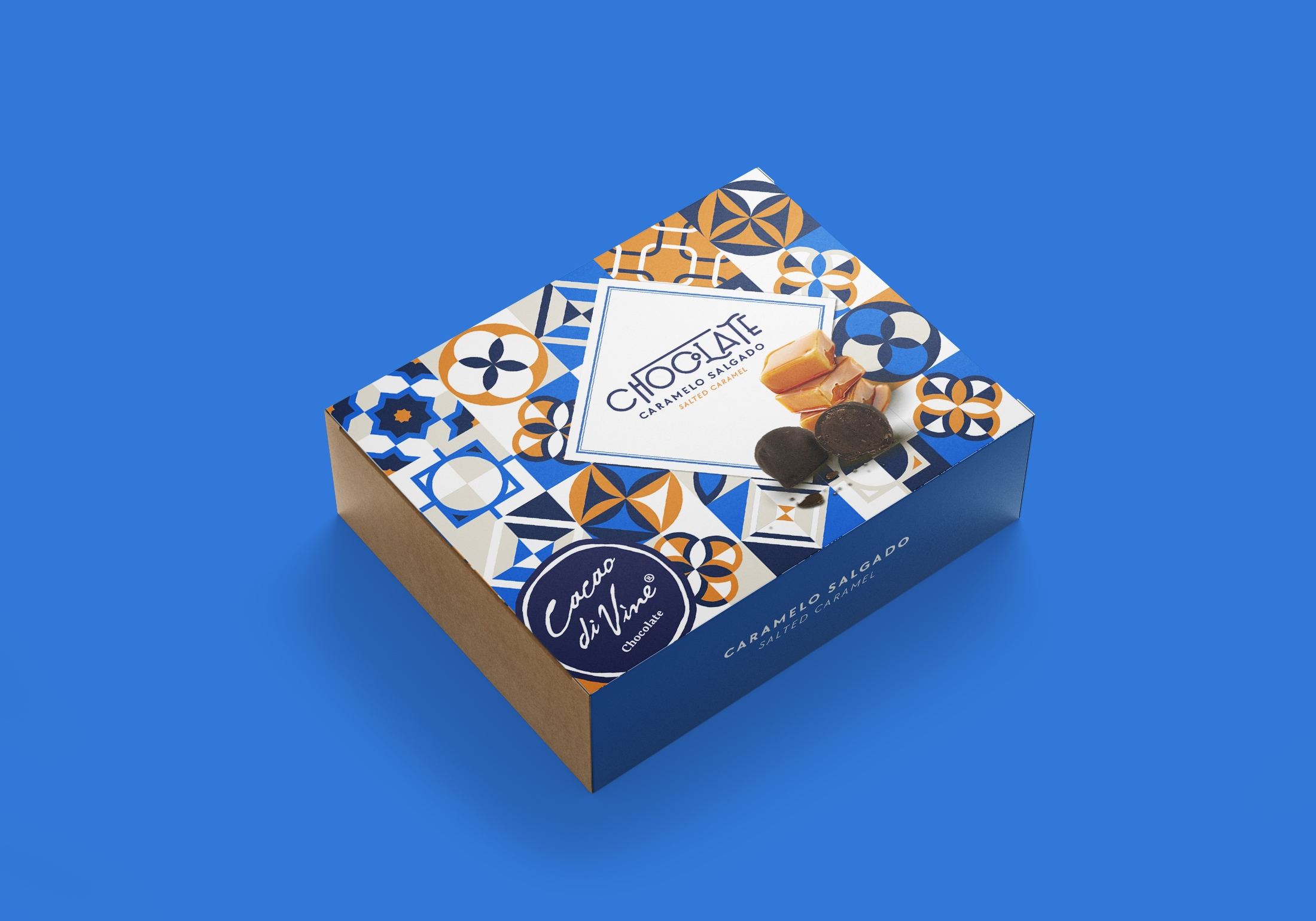 Trufas de Caramelo Salgado – Mini Emotion Box