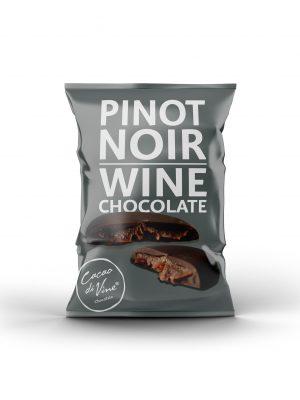 Bite Size Chocolate de Vinho – Pinot Noir