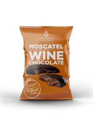 Bite Size Chocolate de Vinho - Moscatel de Setúbal - José Maria da Fonseca