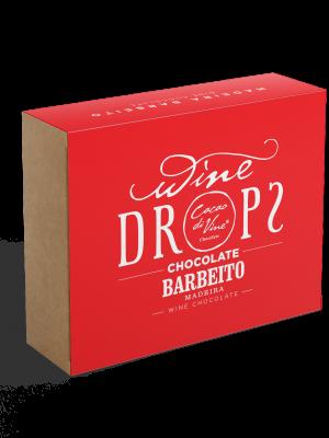 WineDrops Chocolate de Vinho da Madeira Barbeito