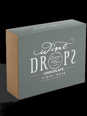 WineDrops Chocolate de Vinho Pinot Noir