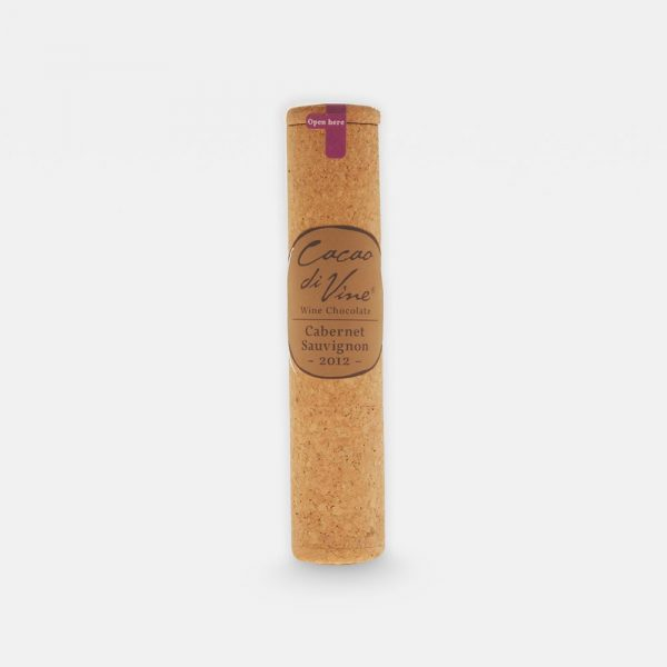 Wine Chocolate - Chocolate de Vinho Cabernet Sauvignon