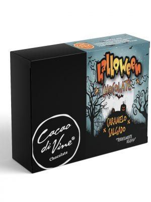 HALLOWEEN BOX 8 – BOMBONS DE CARAMELO SALGADO
